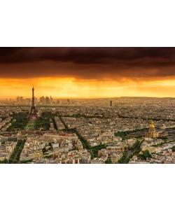 Arnaud Bertrande, Sunset to Paris