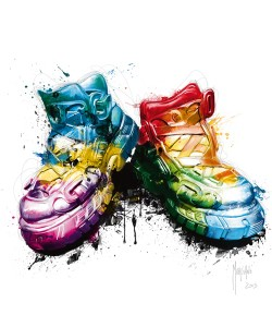 Patrice Murciano, My Shoes