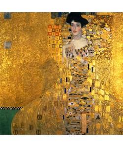 Gustav Klimt, Adele Bloch Bauer I, 1907