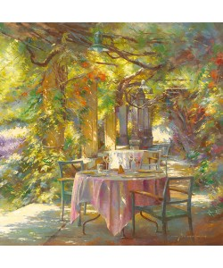 Johan Messely, Instant bénit