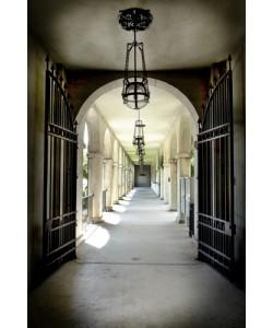 Gill Copeland, Courtyard Pathway