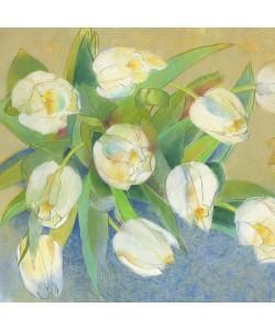 Loes Botman, Weiße Tulpen 1