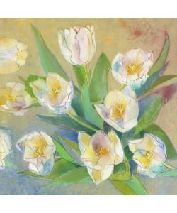 Loes Botman, Weiße Tulpen 2