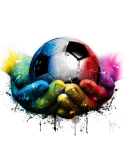 Patrice Murciano, We are the Champions