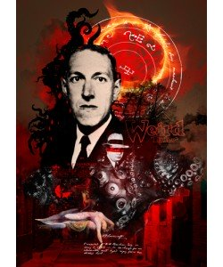 André Sanchez, H. P. Lovecraft