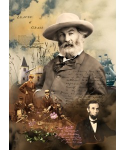 André Sanchez, Walt Whitman