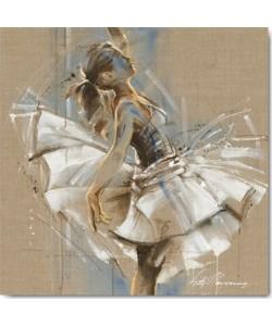 Kitty Meijering, White Dress III