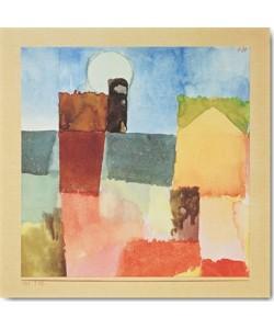 Paul Klee, Mondaufgang von St.Germain