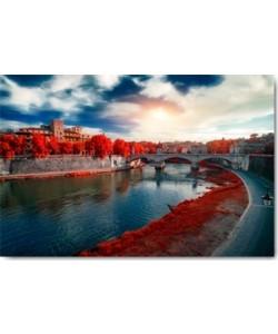 Tonee Gee, Roma, Victor Emmanuel II