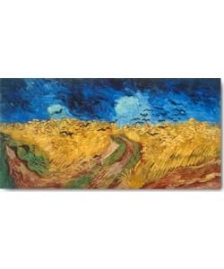Vincent van Gogh, Weizenfeld mit Krähen, Auvers-sur-Oise