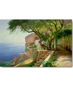 Carl Frederic Aagaard, Amalfi