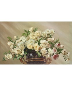 Igor Buzin, White Roses