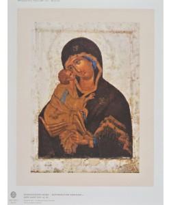 Ikone Nowgorod, Gottesmutter vom Don