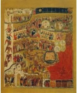 Ikone Russisch, Das Jüngste Gericht