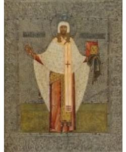Ikone Russisch, Heiliger Leontius von Rostow