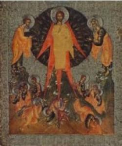 Ikone Russisch, Verklärung Christi