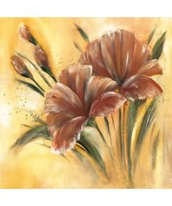 Isabelle Zacher-Finet, Fleur brune I