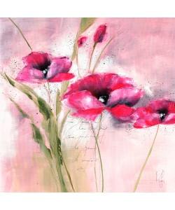 Isabelle Zacher-Finet, Pink Flower II