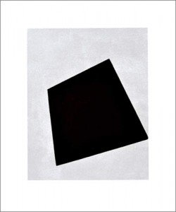 Iwan Klijun, Untitled, 1917 (black) (Büttenpapier)