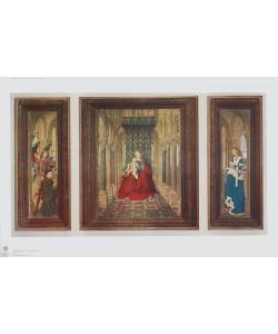 Jan Eyck van, Flügelaltar