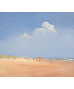 Jan Groenhart, A Day on the Beach