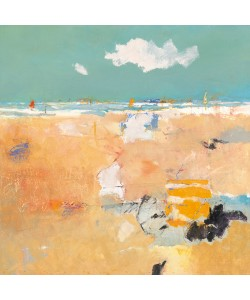 Jan Groenhart, Beach with sails