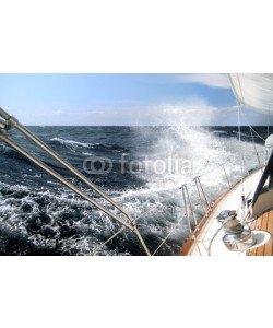 Jan Schuler, Segeln im Sturm