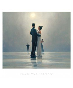 Jack Vettriano, Dance me to the End of Love