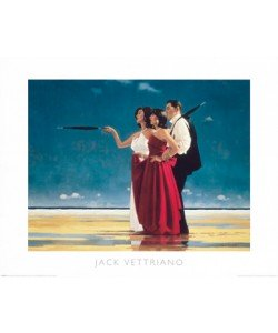 Jack Vettriano, The Missing Man I