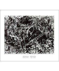 Jackson Pollock, Number 33, 1949 (Büttenpapier)