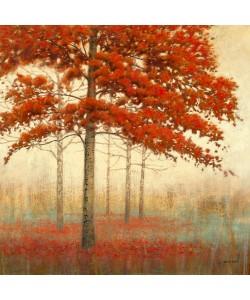 James Wiens, Autumn Trees II