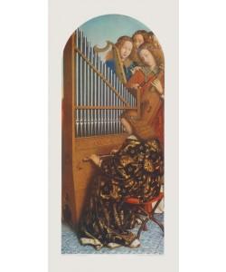 Jan Eyck van, Die musizierenden Engel