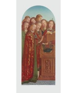 Jan Eyck van, Die singenden Engel