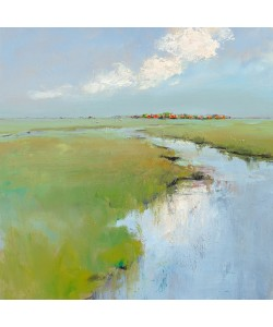 Jan Groenhart, Water and Land