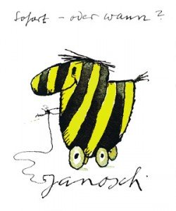 Janosch, Tigerente sofort