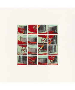 Jean Cosentino, Tomato Soup by JC, daprs A.Warhol