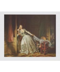 Jean-Honoré Fragonard, Der heimliche Kuss