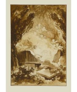 Jean-Honoré Fragonard, Liebe bis ins Grab