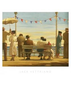 Jack Vettriano, The Pier