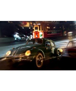 Cars in action - VW Beetle, Jean-Loup Debionne