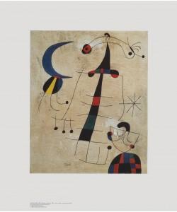 Joan Miró, Klage der Liebenden