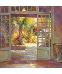 Johan Messely, Au jardin des antiquaires