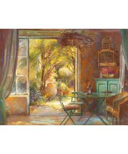 Johan Messely, Le jardin de Bernadette