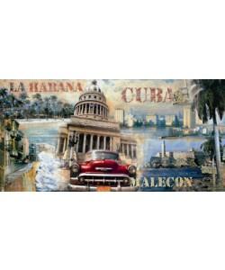 John Clarke, La Habana, Cuba