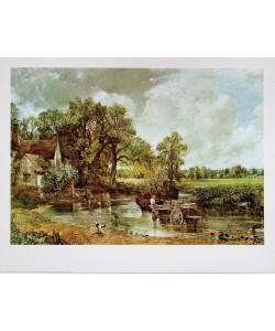 John Constable, Der Heuwagen