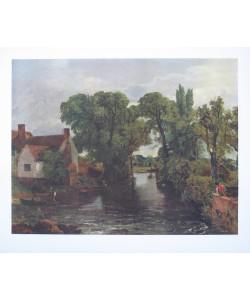 John Constable, Der Mühlbach