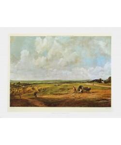 John Constable, Humpstead Heath (Fitzwilliam, Camebridge)