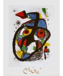 Joan Miró, Carota, 1978