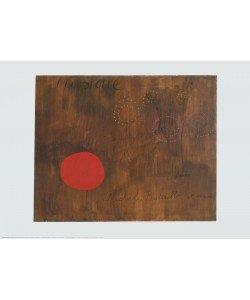 Joan Miró, Musique, Seine, Michel, Bataille et moi