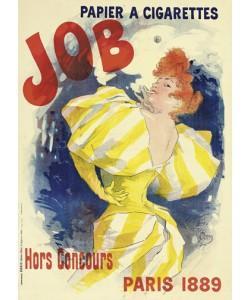 Jules Chéret, JOB